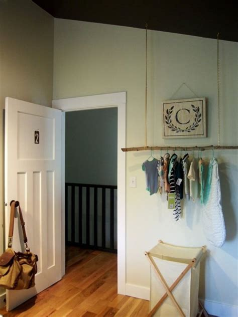 Solutions For Rooms Without Closets by 23 Brilliant Storage Solutions For Rooms Without A