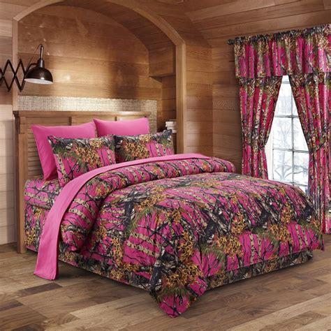 mossy oak bedding realtree camo reversible comforter set