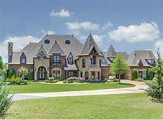 $2495 Million Brick Home On 16 Acres In Edmond, OK