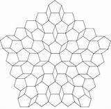Coloring Geometric Pages Shapes Pattern Patterns Shape Cartoon Honeycomb Drawing Colouring Mandala Pentagon Complex Comb Sheets Zentangle Clipart Polar Blank sketch template