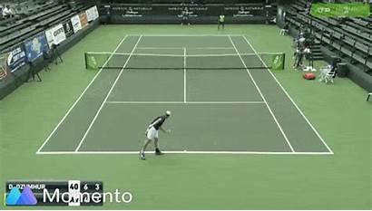 Serve Keegan Smith 1st Flat Tennis