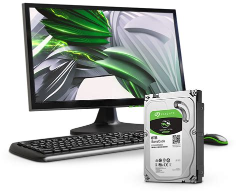 BarraCuda and BarraCuda Pro | Seagate US