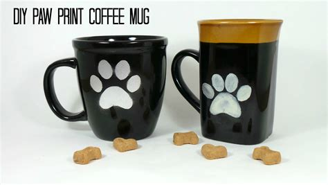 Diy Paw Print Coffee Mug For Dog Lovers Roasted Coffee Nutrition Facts Java Desserts Jazz Depot Newport Roast Beans Frying Pan Menu For Sale Philippines