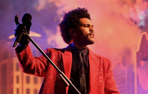 Super Bowl, o show de intervalo de 2021 com The Weeknd.