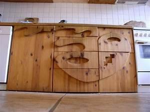 Küche Möbel : k che m bel aus holz k chenm bel im g nstigen eigenbau ~ Pilothousefishingboats.com Haus und Dekorationen