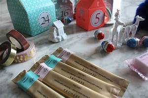 Idée Cadeau Pour Ado Fille : id e cadeau pour joli calendrier de l 39 avent fait maison blog d co mlc ~ Preciouscoupons.com Idées de Décoration