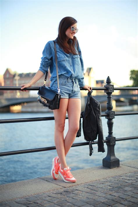 How To Wear The Sneaker Trend For Spring 2014 | The Fashion Supernova