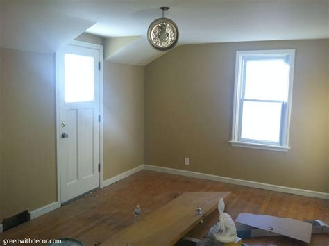 second floor paint color reveal green with decor