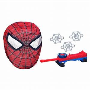 The Amazing Spider-Man Stretchy Web Shooter and Mask | eBay