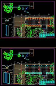 Classroom Painting And Sculpture In Autocad