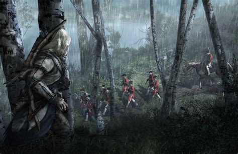 189 Assassins Creed Iii Hd Wallpapers Backgrounds