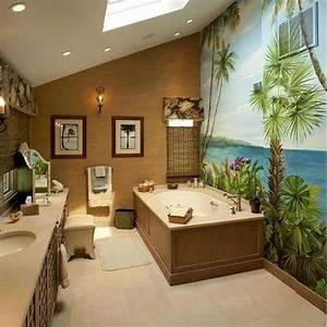 Interior, Design, 2017, Ombre, Bathroom