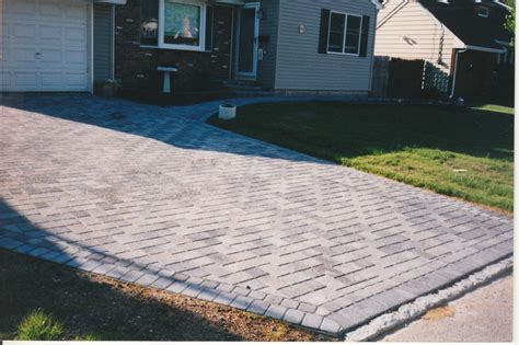 patio paving options a definitive driveway paving guide concrete pavers guide