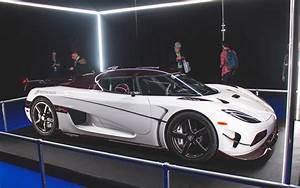 Koenigsegg Agera Prix : deux des voitures les plus exotiques au monde sont au palais des congr s guide auto ~ Maxctalentgroup.com Avis de Voitures