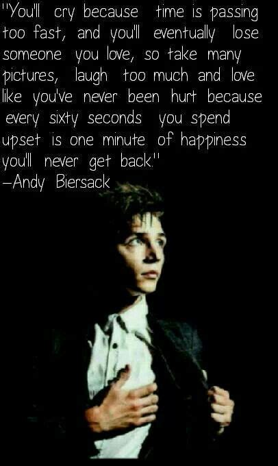 andy biersack quotes  bullying quotesgram