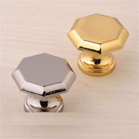 silver kitchen cabinet knobs silver gold plated modern style kitchen cupboard cabinet 5215
