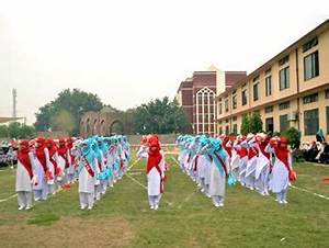 Annual Sports Gala held at Minhaj College for Women ...