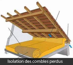 Isolation Des Combles Perdu : l 39 isolation des combles perdus peu couteux et tr s rentables ~ Dailycaller-alerts.com Idées de Décoration
