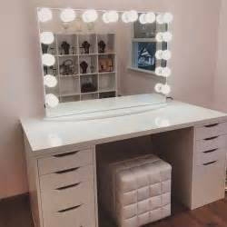 bathroom vanity mirrors ideas best 25 ikea vanity table ideas on white