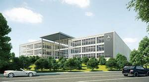 Mercedes-Benz USA breaks ground on new Sandy Springs ...