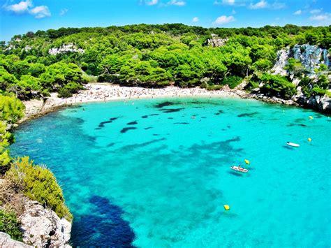 Balearic Islands Formentera Ibiza Maiorca Or Minorca