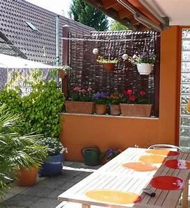 Mini Pool Für Balkon : kleinen garten gestalten sichtschutz ideen fur kleinen ~ Michelbontemps.com Haus und Dekorationen