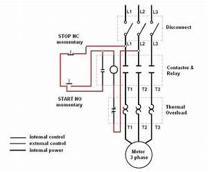 How To Wire A Motor Starter 3 Phase