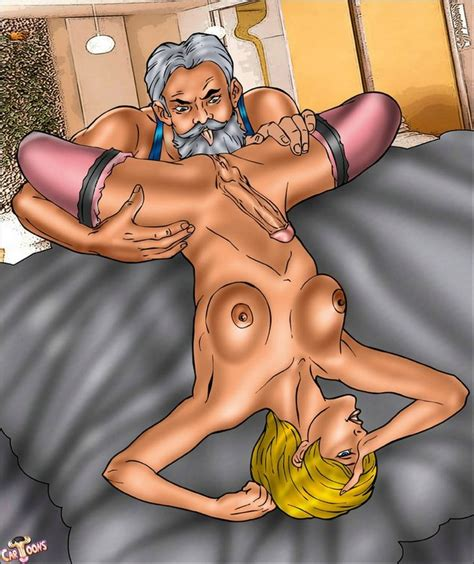 Shemale Sex Cartoons