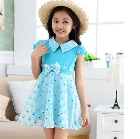 2015 new year baby girl dresses eudora dress with bow unique and 2015 new arrival summer dress for girl baby pink blue