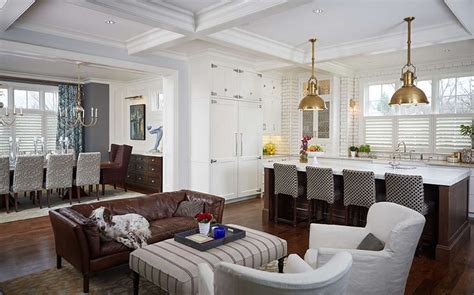 tudor homes interior design 25 rectangular coffee table ottomans in the living room home design lover