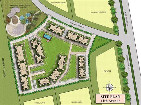 Gaur City-2 11th Avenue At Noida Extension