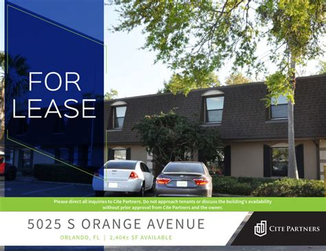 Office Space Orlando by Office Space For Lease 5025 S Orange Avenue Orlando Fl