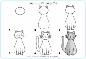how to get a cat to come to you learn to draw a cat