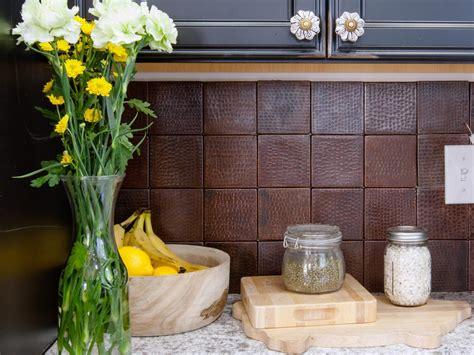 Unique Kitchen Backsplashes Pictures Ideas From Hgtv Hgtv
