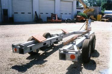 Used Boat Stands For Sale by Maritime Boat Transport And Marina Boatyard Equipment