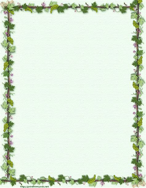 decoration de feuille de papier papier a lettres classique fleurs writting paper