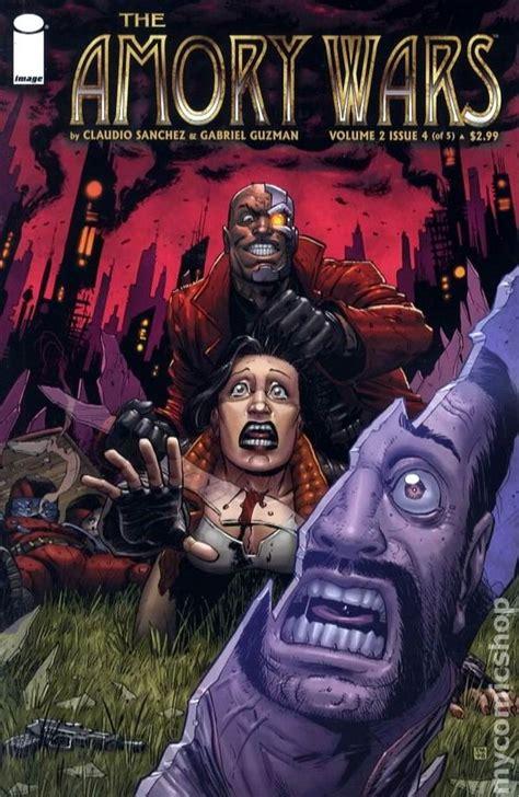 Amory Wars (2008 Volume 2) comic books