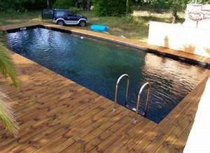 Piscine En Bois Prix : piscine semi enterree bois prix uteyo ~ Zukunftsfamilie.com Idées de Décoration