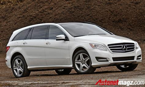 Gambar Mobil Mercedes Class by Mercedes R Class Autonetmagz Autonetmagz Review Mobil