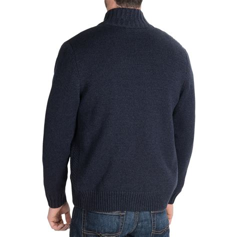 sherpa sweater boston traders sherpa lined sweater for save 78