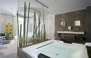 les plus beaux hotels avec jacuzzi privatif en france With location chambre avec jacuzzi montpellier