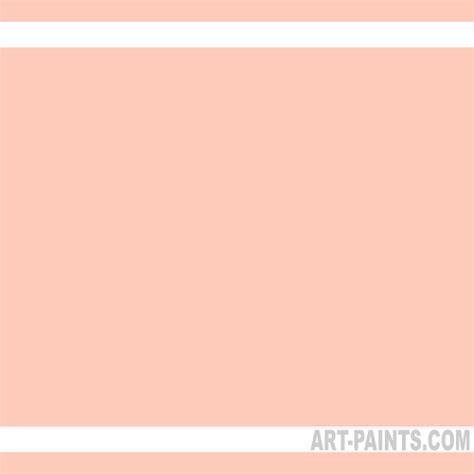 Peach Artista Egg Tempera Paints  4106  Peach Paint