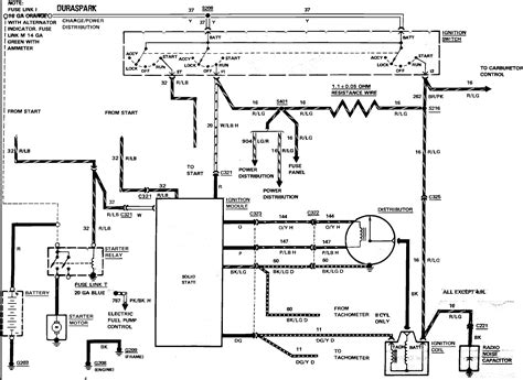 1989 Ford F 150 Wiring Diagram by 1985 Mustang Clutch Diagram Auto Electrical Wiring Diagram