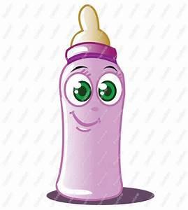 Cute Baby Bottle Clipart (46+)