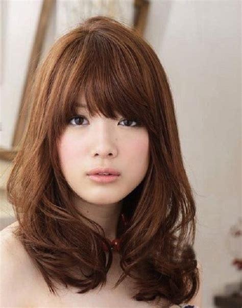gorgeous asian hairstyles  girls