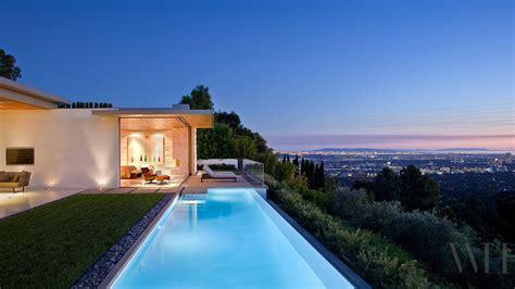 Kitchen Island Pendant Lighting Ideas - mid century modern house in california
