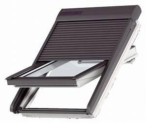 Velux 78x98 Avec Volet Roulant : volet roulant avec moteur solaire 78x98 cm brico d p t ~ Melissatoandfro.com Idées de Décoration