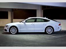 New Audi A7 Prestige in Glacier White!