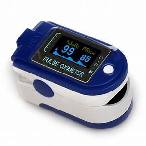 Fda Ce Contec Cms50d Plus Fingertip Blood Oxygen Pulse