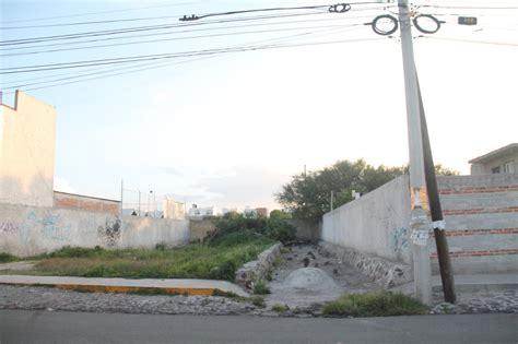 Para la solicitud de la toma de drenaje, es necesario acudir al centro operativo correspondiente al predio. Sistema de drenaje insuficiente en Prolongación Independencia - Tiempo de Santa Rosa Jáuregui